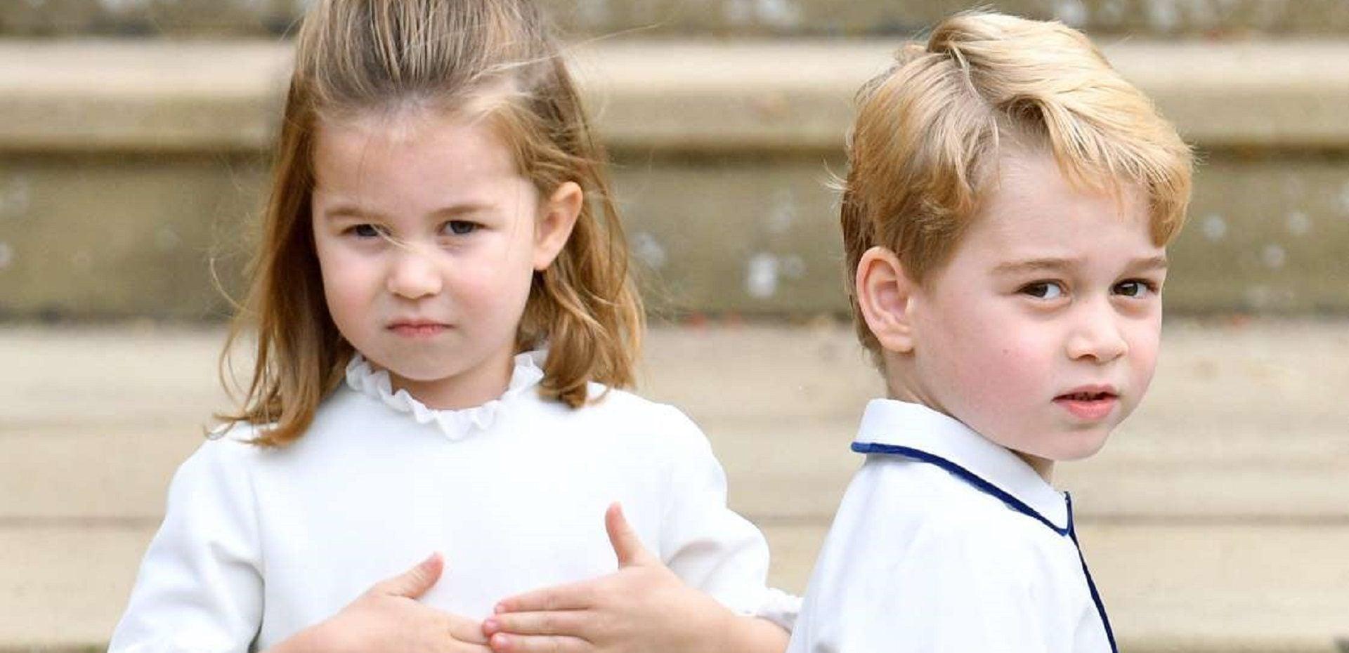 اعضای نسل آینده خاندان سلطنتی