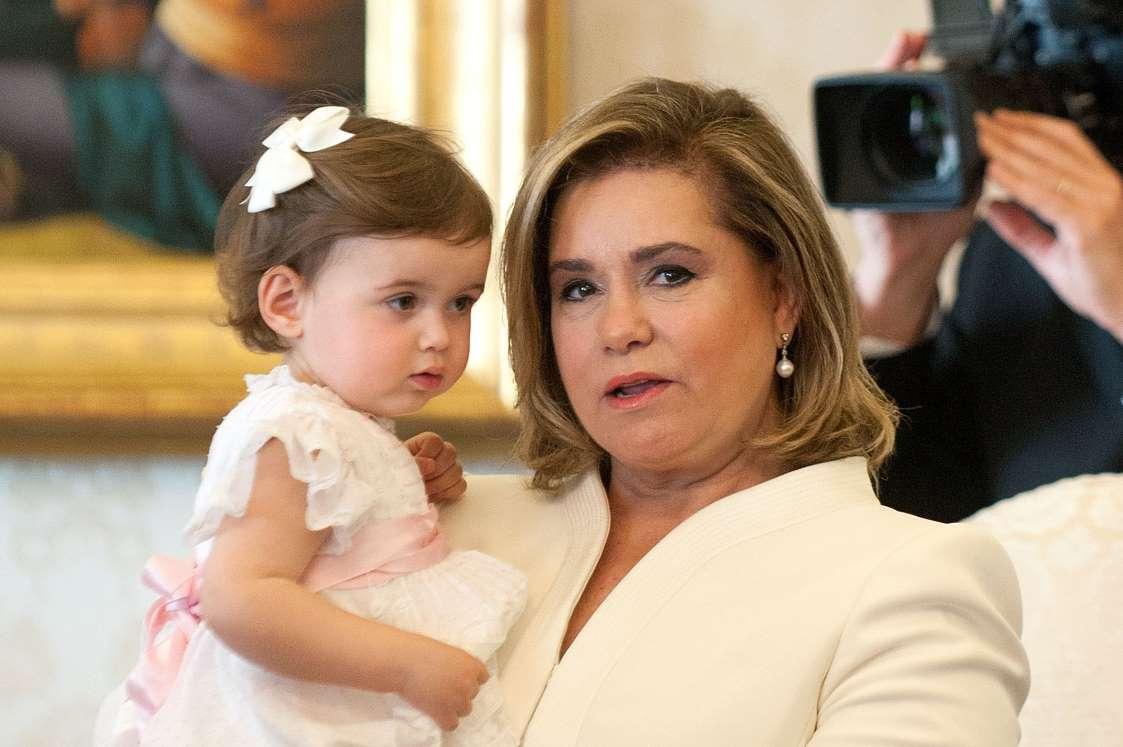 اعضای نسل آینده خاندان سلطنتی - پرنسس آمالیا از لوکزامبورگ