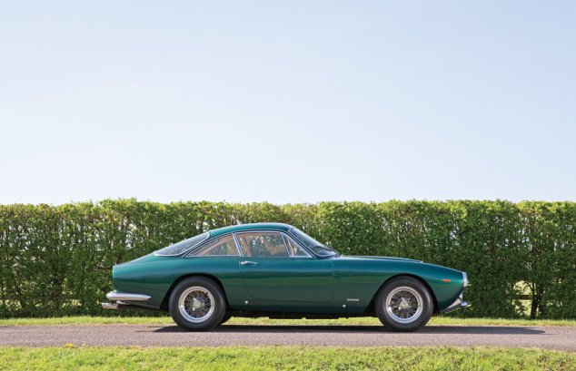 کندترین مدلهای فراری - 4. 1964 فراری 250 مدل GT Lusso Berlinetta