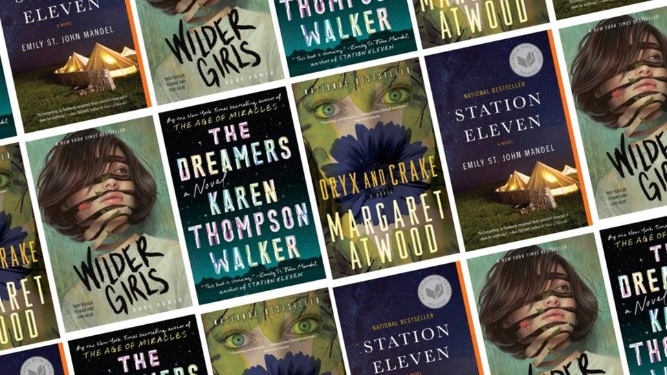 16 رمان درباره شیوع جهانی ویروس