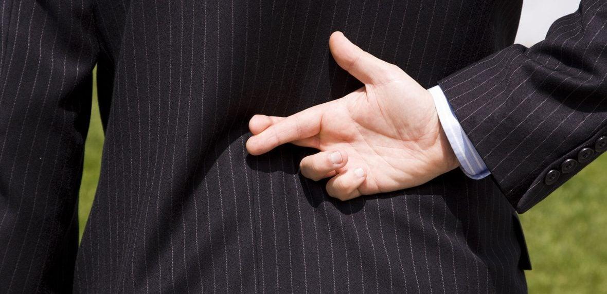 40 مورد از دروغهای رایج روزانه