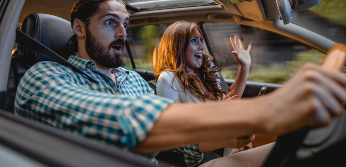 10 مهارت رانندگی حرفهای