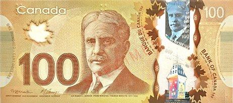 دلار کانادا (CAD)